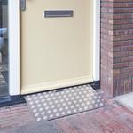 Threshold plate aluminum