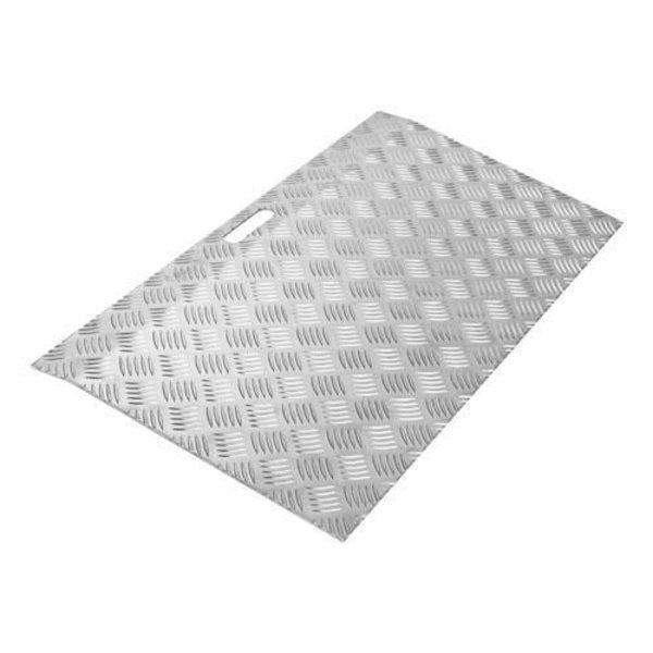 Drempelplaat aluminium Secucare