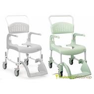Chaise roulante de douche Etac