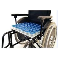 Coussin anti-escarres pour fauteuil roulant - Trulife