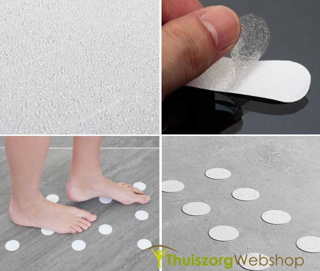 Veiligheidsstrips voor bad en badkamer Kopen - Thuiszorg Webshop