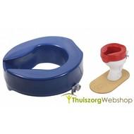 Rehausseur de toilette coloré