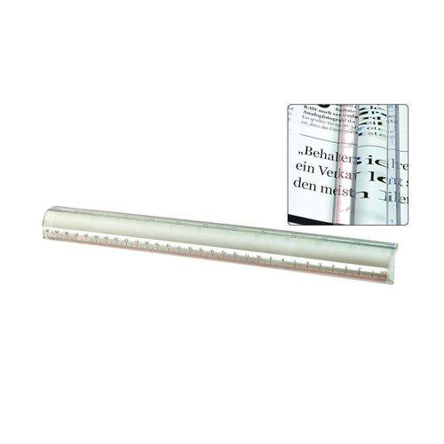Latte de lecture (agrandissement x 2,5) longueur 31cm