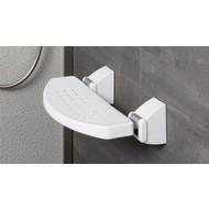 Siège de douche à fixer au mur