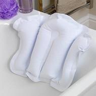 Opblaasbaar hoofdkussen voor in bad