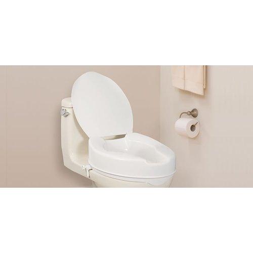 Toilet raiser with lid Savanah®