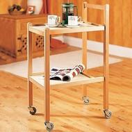 Table roulante (trolley) Newstead - en bois