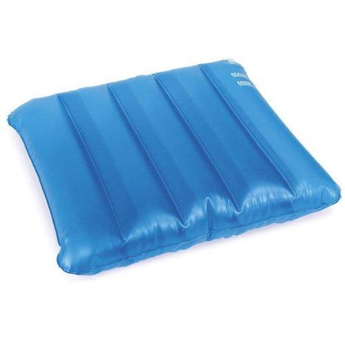 Coussin de siège bleu anti-escarres