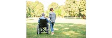 Coin pour les utilisateurs des fauteuils roulants
