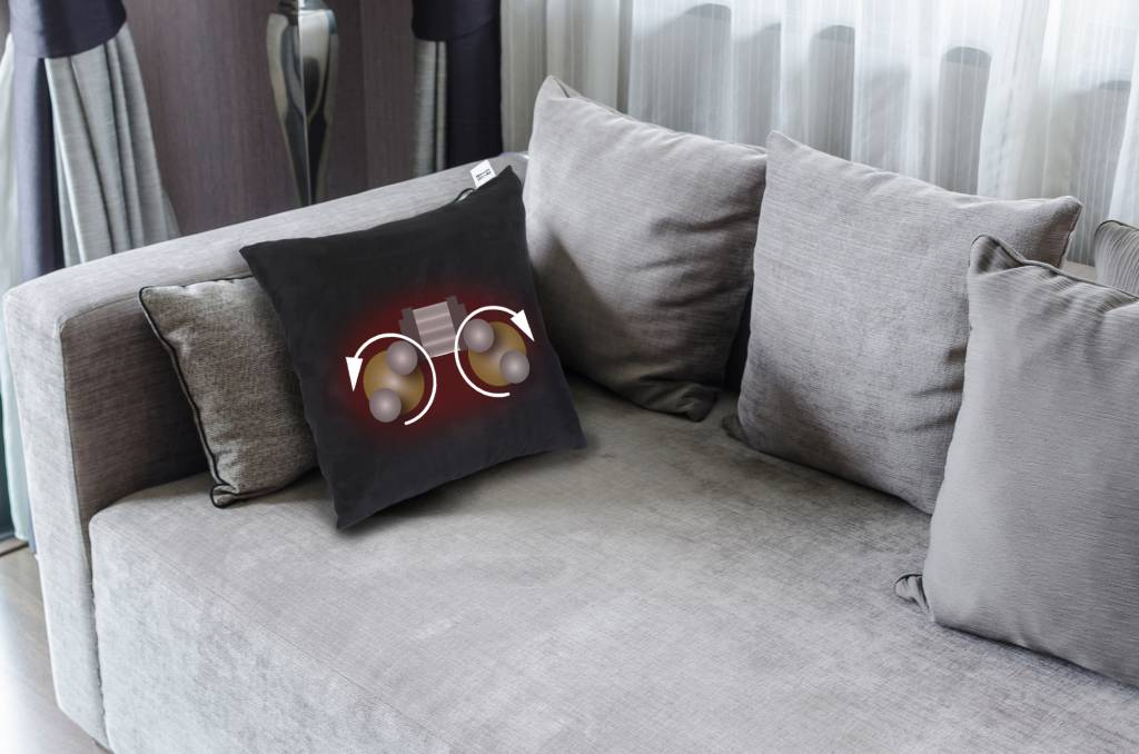 Decubitus Kussen Thuiszorgwinkel : Comfy massagekussen met infrarood kopen thuiszorg webshop