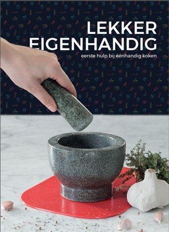 Opvallend: UZ Gent en CM brengen kookboek uit voor éénhandigen
