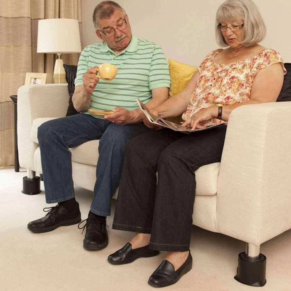 Hoe kies je je meubelverhogers?