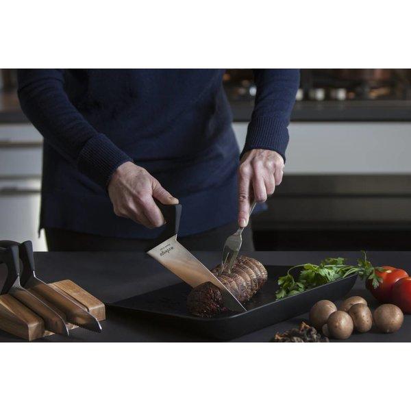 Webequ Ergonomisch keukenmes Soft Touch