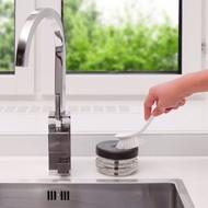 Webequ® Eenhandige zeepdispenser
