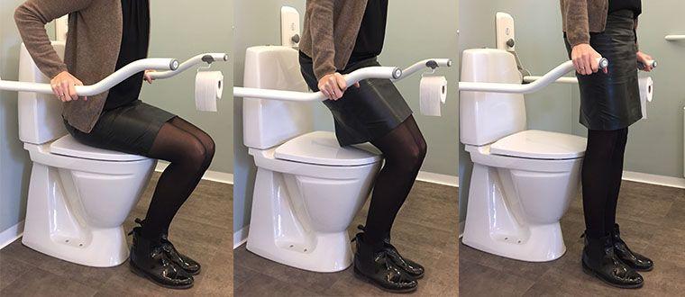 Extra toiletbeugels bij mij thuis plaatsen - Hoe begin ik eraan?