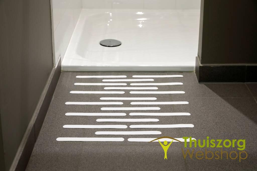 Bad Voor Badkamer : Veiligheidsstrips voor bad en badkamer kopen thuiszorg webshop