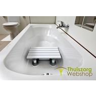 Siège de baignoire avec  4 pieds ventouses Savanah®