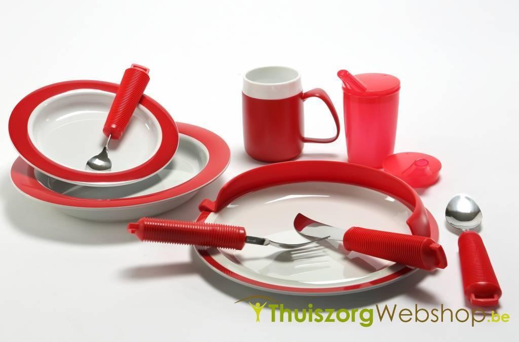 Hulpmiddelen voor eten en drinken - Hulp bij voeding