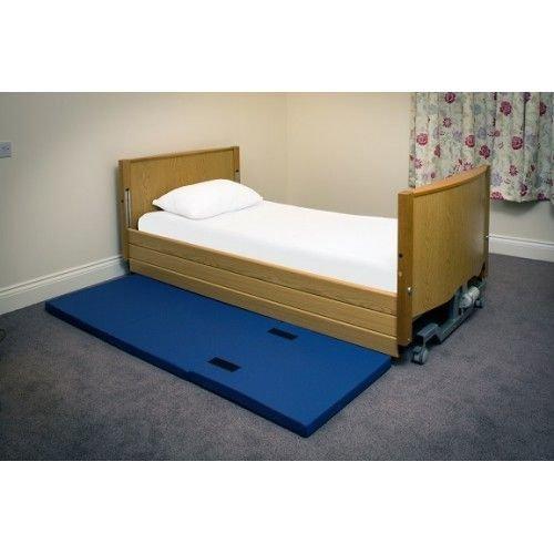Uitvalmat voor naast het bed