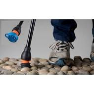 Schokabsorberende, anti-slip voet - Flexyfoot