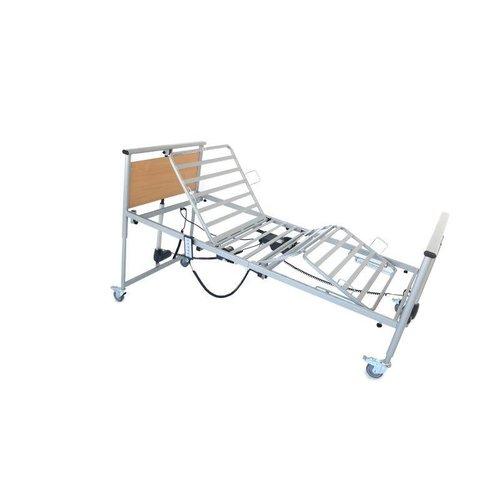 H-L BED BASIC 3 ROOSTER+ZELFOPRICHTER+2 BEDSPONDEN