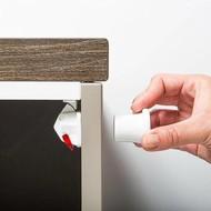Set van 4 magnetische sloten voor kast of lade