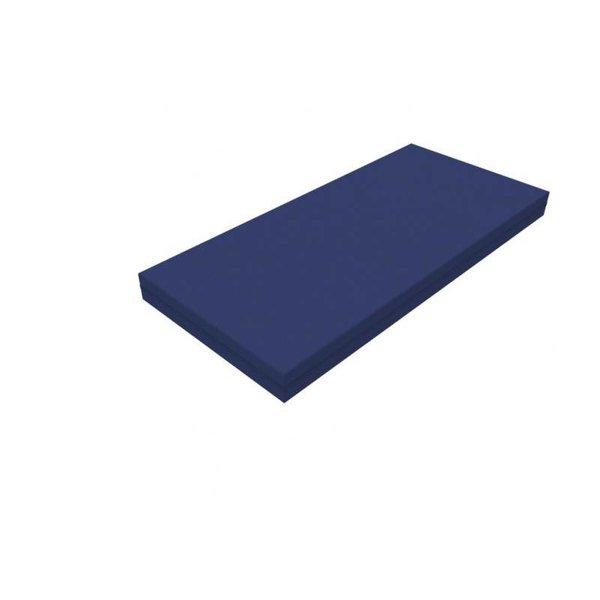 Matras 43 kg/m³ met waterdichte en ademende hoes