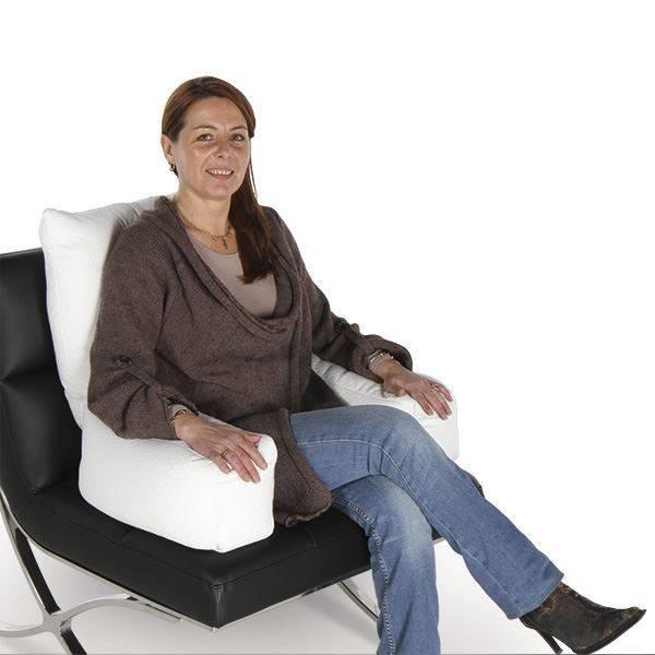 Coussin de soutien pour s'asseoir droit