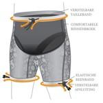 Slip imperméable conçu pour les patients souffrant d'incontinence