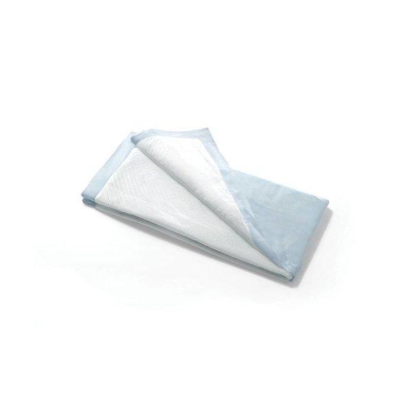 Bed onderleggers in cellulose pulp 'Pad Normal'