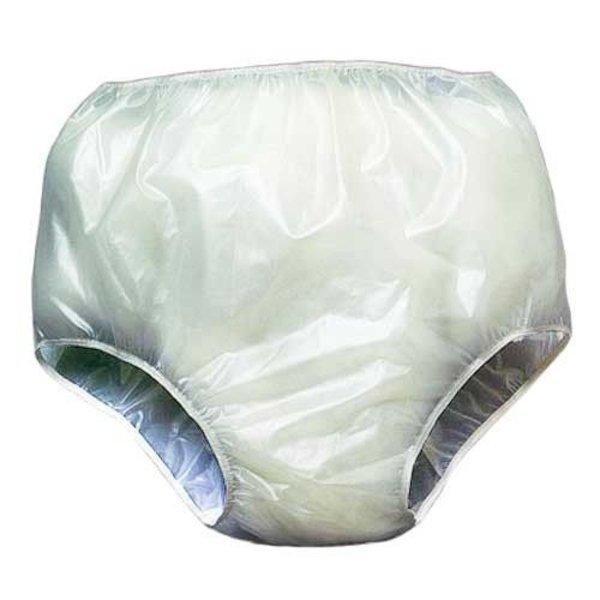 5 PVC waterdichte broekjes