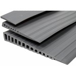 Rubber sill transition