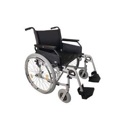 Fauteuil roulant pliable rotec XL - 56 cm