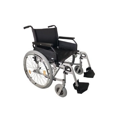 Foldable wheelchair rotec XL - 56 cm