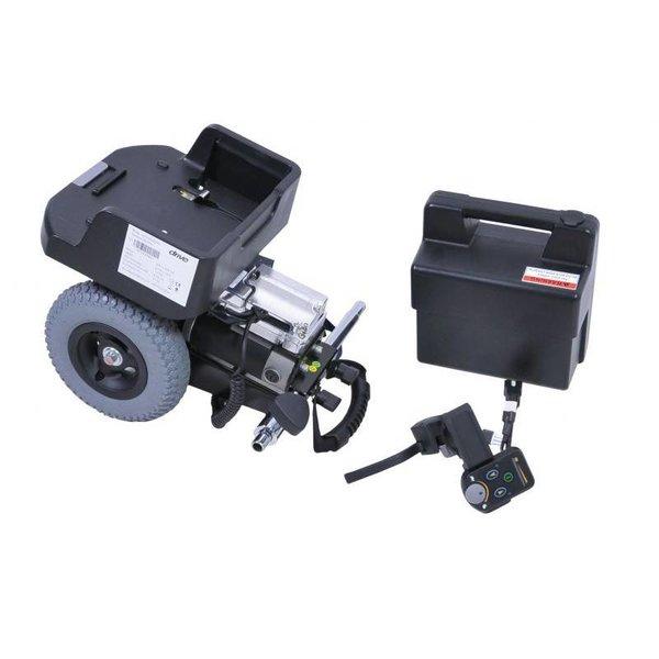 Moteur d'entraînement pour fauteuils roulants powerstroll p9