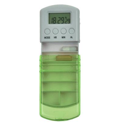 Alarme médicamenteuse avec 7 alarmes vibratoires et sonores