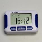 Medication alarm with 8 alarms