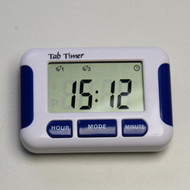 Medication alarm with 8 alarms