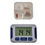 Medicijnalarm met 5 alarmen