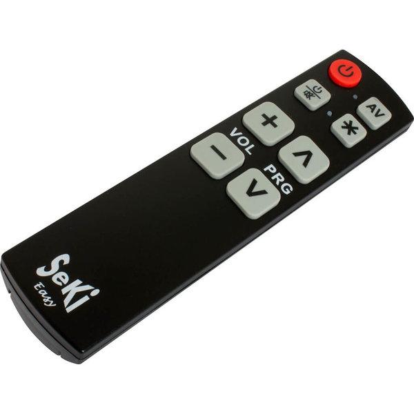 Télécommande Seki easy, La télécommande simple à gros boutons