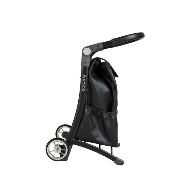 Relax & Go Shopping cart with seating function