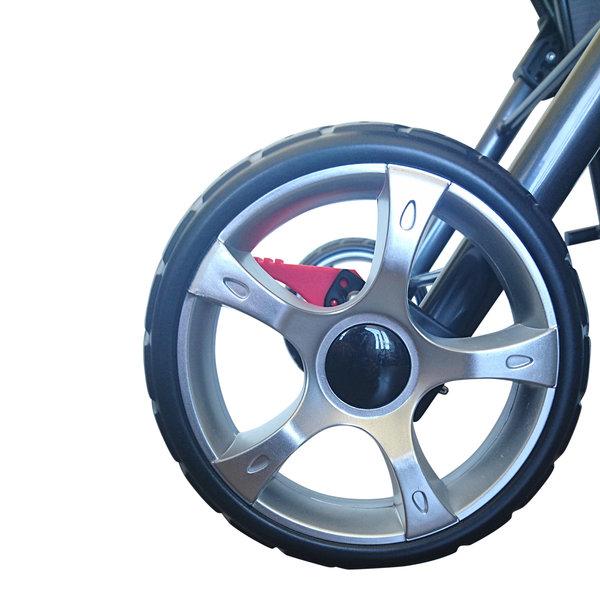Panier de luxe à 6 roues