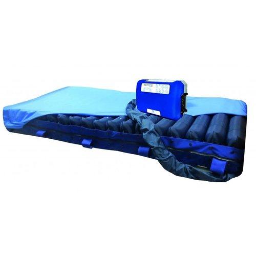 Dynamische aanpasbare alternerende matras (stadium 1 tot 4) - 90 x 200 x 21 cm