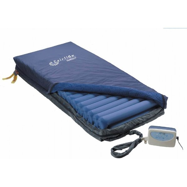 Dynamic adjustable alternating mattress (stages 1 to 4)