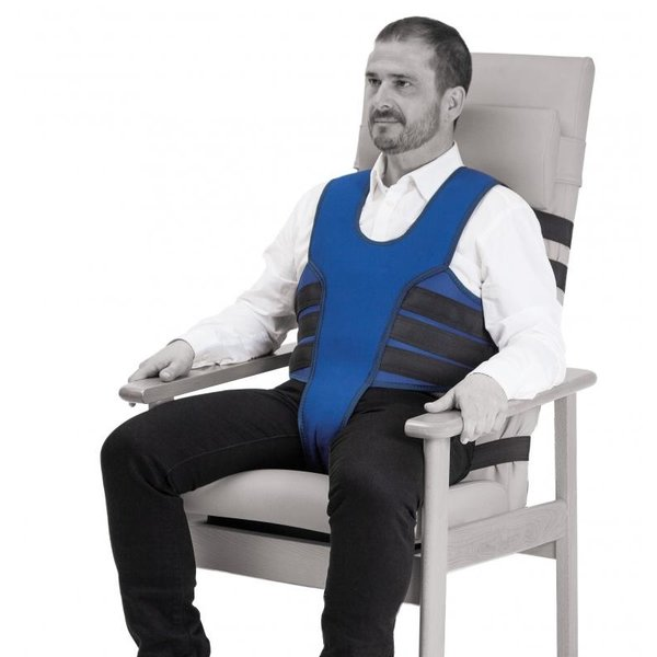 Buttock and belly vest Salvaclip Safe/comfort
