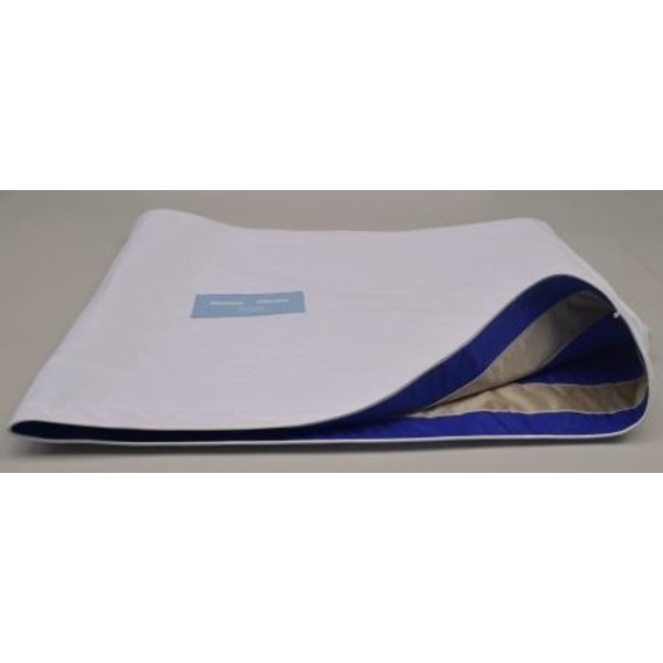 Positioning cloth with anti-slip system for the 90x70 cm bed
