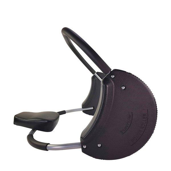 Ergonomisch gevormde Roller trainer