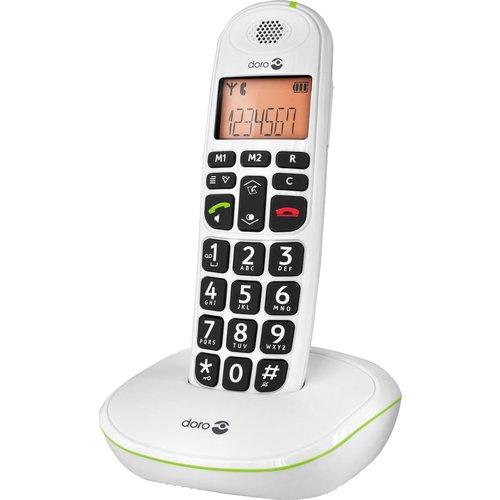 Draadloze seniorentelefoon