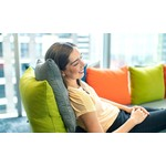 Comfy massage cushion with infrared