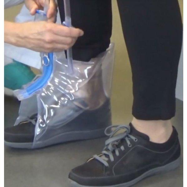Urias®-Johnstone spalk voet